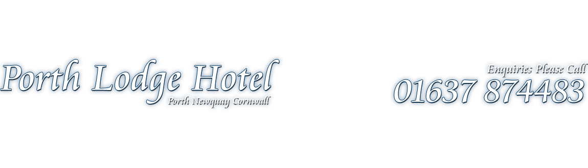 Porth Lodge Hotel Newquay Cornwall